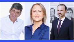 Padrinhos e madrinhas da politica, marcam candidaturas de vereadores em Dourados