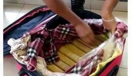 Reincidente, é preso com 22kg de maconha na Rodoviária de Dourados