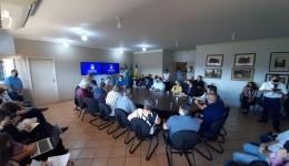 Transição da prefeitura de Dourados inicia nesta quarta feira