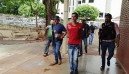 Homem é preso suspeito de matar casal no Parque das Nações II