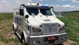 Servidor é condenado a 22 anos por tentativa de roubo a carro-forte