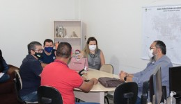 Fabio Luis acompanha estratégias de imunização contra Covid-19 em Dourados