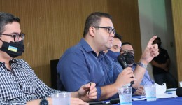 Alan anuncia medidas austeras para equilibrar contas da prefeitura