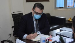 Alan Guedes antecipa 1º parcela de salário atrasado da gestão passada