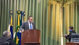 Alan Guedes, prefeito: Dourados, eu te amo e vou cuidar de você