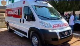 Ambulância pode estar atolada em estrada vicinal de difícil acesso, diz polícia