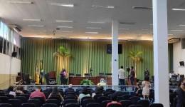 Câmara autoriza retomada das sessões e atividades presenciais