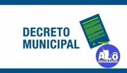 Diante do aumento de casos, novo decreto amplia medidas restritivas em Dourados