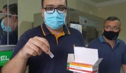 Dourados começa  hoje vacinação histórica contra o coronavírus