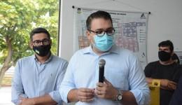 Emoção e esperança marcam início da vacinação em Dourados