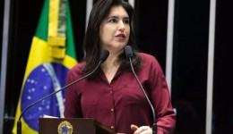 MDB escolhe Simone Tebet como candidata à presidência do Senado