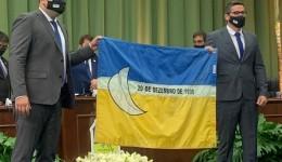Prefeito Alan Guedes anuncia seu secretariado