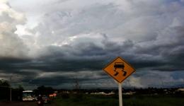 Previsão de chuva se mantém para todo Estado nesta terça-feira
