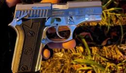 Guarda Municipal prende jovem com pistola