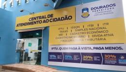 Central do Cidadão atenderá em horário especial para o IPTU 2021