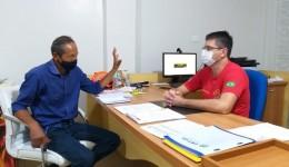 Elias Ishy ouve Corpo de Bombeiros sobre o caso da rua Monte Alegre