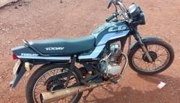 Motocicleta furtada em Gloria de Dourados é recuperada pela GM