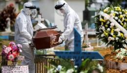 15 mortos e 306 casos positivos; Dourados tem pior dia desde o início da pandemia