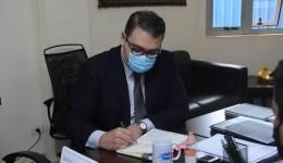 Anúncio sobre novo decreto deve ser feito amanhã por Alan Guedes