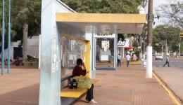 Agetran realiza levantamento sobre pontos de ônibus para traçar plano de melhorias