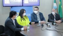 Alan Guedes organiza aliança regional para frear a Covid-19 no sul do Estado