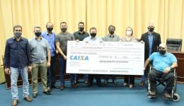 Câmara faz repasse simbólico de R$ 2 milhões  para prefeitura ampliar ações contra Covid-19