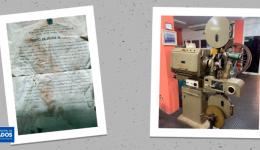 De projetor de cinema à documentos históricos, relíquias relembram memórias de Dourados