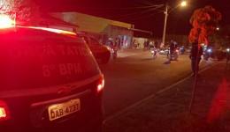 Guarda Municipal e Polícia Militar fazem operação conjunta contra Covid-19