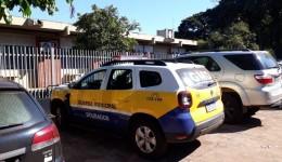 Jovem é preso pela GM por quebrar medida protetiva e tentar agredir a irmã