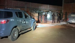 Mais de 10 toneladas de maconha foram apreendidas pelo DOF em Dourados durante Operação