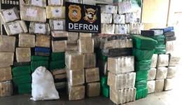 Polícia Civil fecha entreposto de armazenamento e distribuição drogas em Dourados