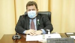 Presidente da Câmara Laudir Munaretto repudia as declarações do empresário Eduardo Barbosa