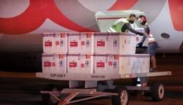 Secretaria de Estado de Saúde distribui aos municípios 73 mil doses da vacina da Astrazeneca