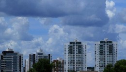 Semana começa com tempo instável e grande amplitude térmica em Mato Grosso do Sul