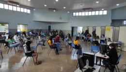Sems vacina 210 professores da iniciativa privada
