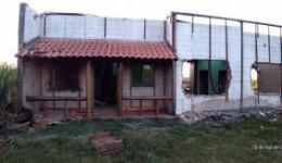 Trio residente no PR é preso depois de desmontar casa para roubar em Dourados