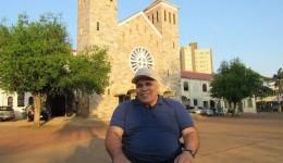 Vereador Creuzimar Barbosa ( DEM) está internado em Dourados