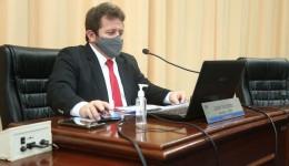 Em sessão remota, Câmara de Dourados aprova cinco projetos de lei