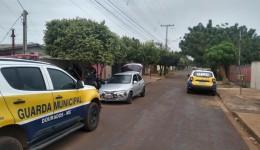 Guarda Municipal recupera carro furtado em Dourados