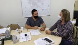 """Atendimento na PAI será restabelecido até dezembro"""", garante secretário em reunião com Liandra da Saúde"""