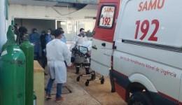 Começa a remoção dos 8 pacientes para Campo Grande com destino a Rondônia