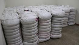 """Dourados recebe mais de 5 mil cobertores através da campanha """"Aqueça uma vida"""""""