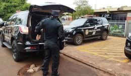 Polícia Civil apreende cocaína e arma de fogo durante cumprimento de mandado de prisão em Dourados