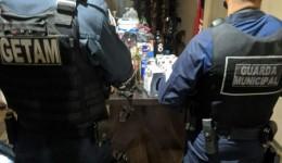 Em sete dias, Guarda Municipal abordou mais de 11 mil pessoas no lockdown