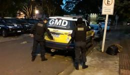 Guarda Municipal prende usuário de drogas na casa da acolhida