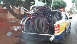 Guarda Municipal recupera bicicleta furtada e encontra várias desmontadas