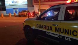 Guarda Municipal registra a menor circulação de pessoas durante lockdown