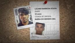 Larazo Barbosa acaba de ser preso em Goiás