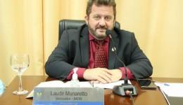 Laudir rebate boatos sobre festa em Maracaju e afirma que apenas locou mesas e cadeiras
