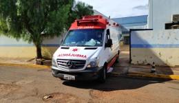 Paciente da fila para UTI em Dourados é transferido para São Bernardo do Campo